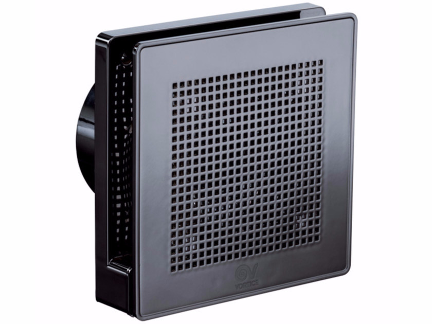 """Helical wall mounted ME 100/4"""" LL BLACK GOLD - Vortice Elettrosociali"""