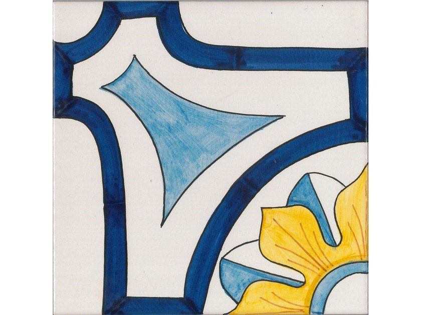 Wall/floor tiles MEDITERRANEO M14 by Made a Mano