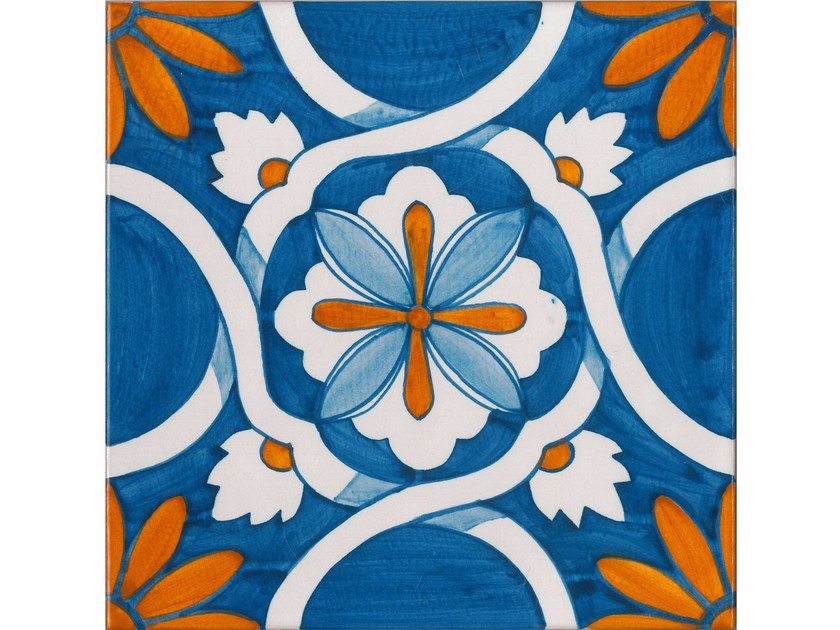 Wall/floor tiles MEDITERRANEO M7 by Made a Mano