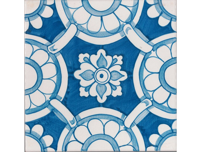 Wall/floor tiles MEDITERRANEO M10 by Made a Mano