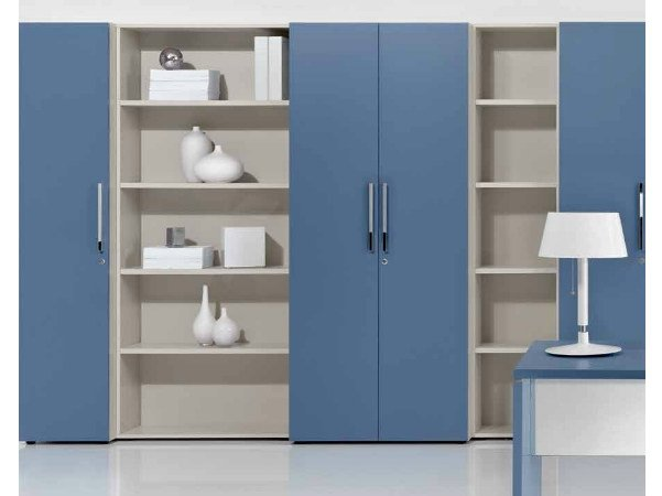 Modular office shelving MEDLEY | Office shelving - Castellani.it