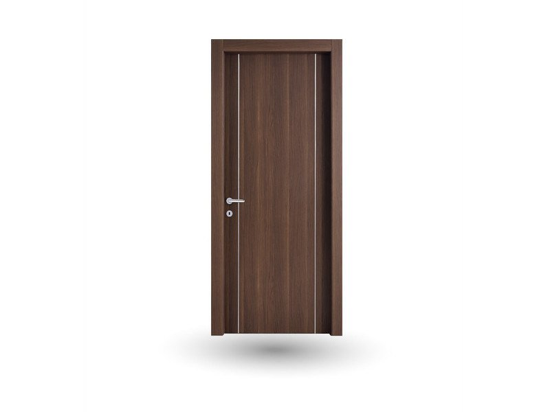 Hinged wooden door MEDUSA M 110 RUBINO - GD DORIGO