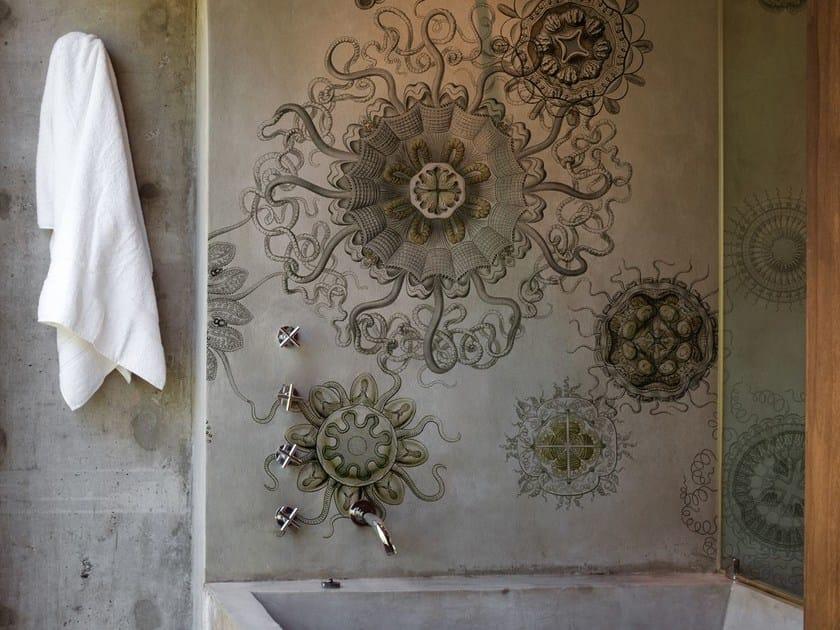 Motif wallpaper MEDUSAE by Wall&decò
