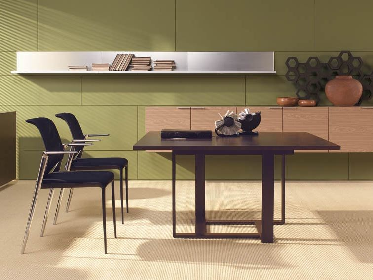 Rectangular meeting table MIXT | Meeting table by BALMA