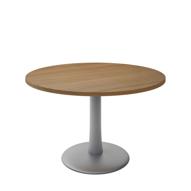 Round meeting table Meeting table by Quadrifoglio