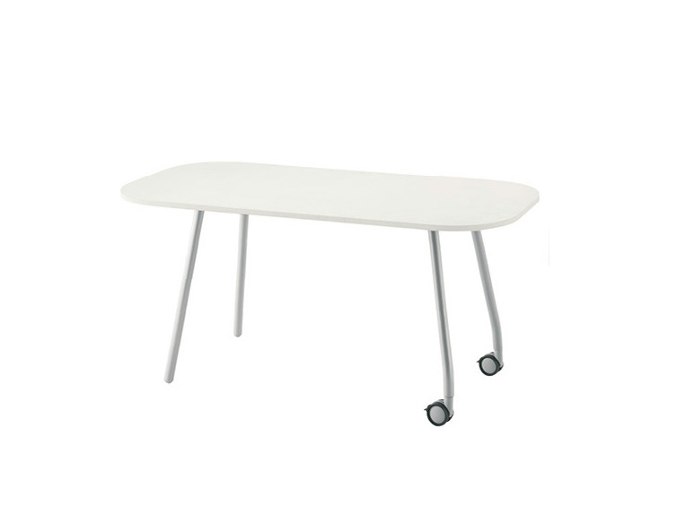 Meeting table with casters BLOG | Meeting table - Sesta