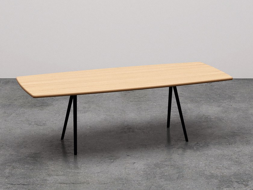 Tavolo da riunione MEETY | Tavolo da riunione - Arper
