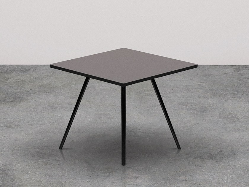 Square meeting table MEETY | Square meeting table - Arper