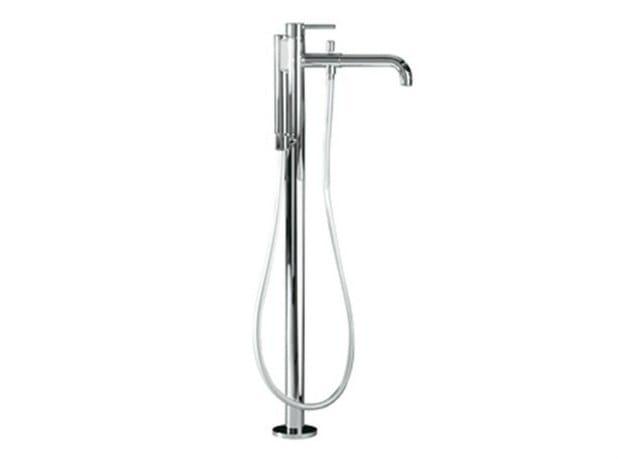 Floor standing bathtub mixer MEG11 | Floor standing bathtub mixer - GALASSIA
