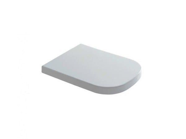 Plastic toilet seat MEG11 | Plastic toilet seat - GALASSIA