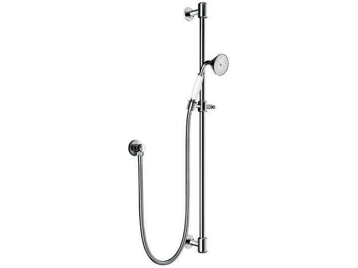Shower wallbar with hand shower MELROSE 20 - 1400993 - Fir Italia
