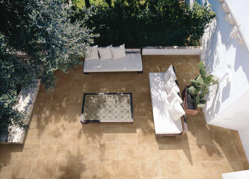 Porcelain stoneware outdoor floor tiles MEMORY MOOD 20 MM | Outdoor floor tiles - Panaria Ceramica