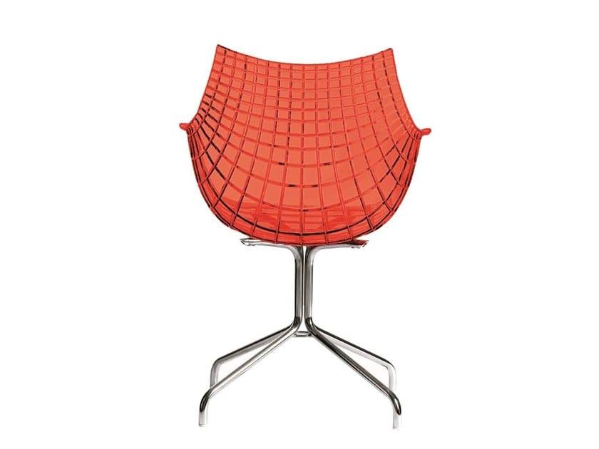 Chair MERIDIANA - Driade