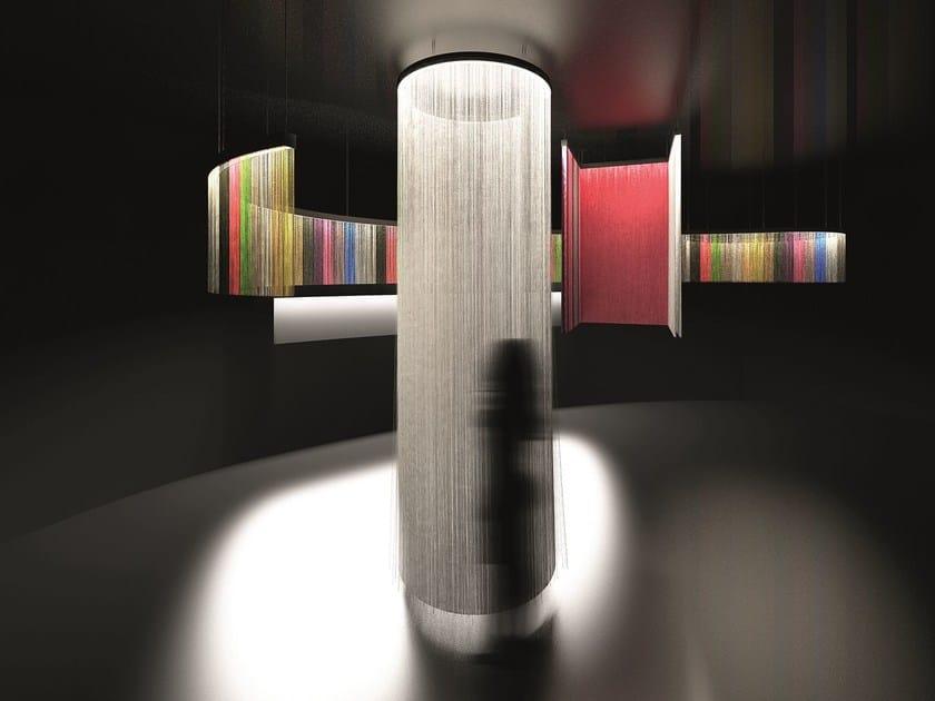 LED aluminium pendant lamp METI by Artemide