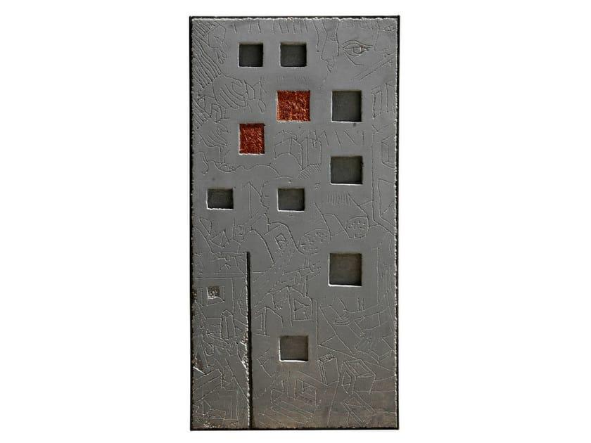 Cement sculpture METOPE I - Kiasmo