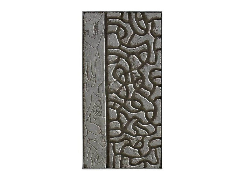 Cement sculpture METOPE VI - Kiasmo