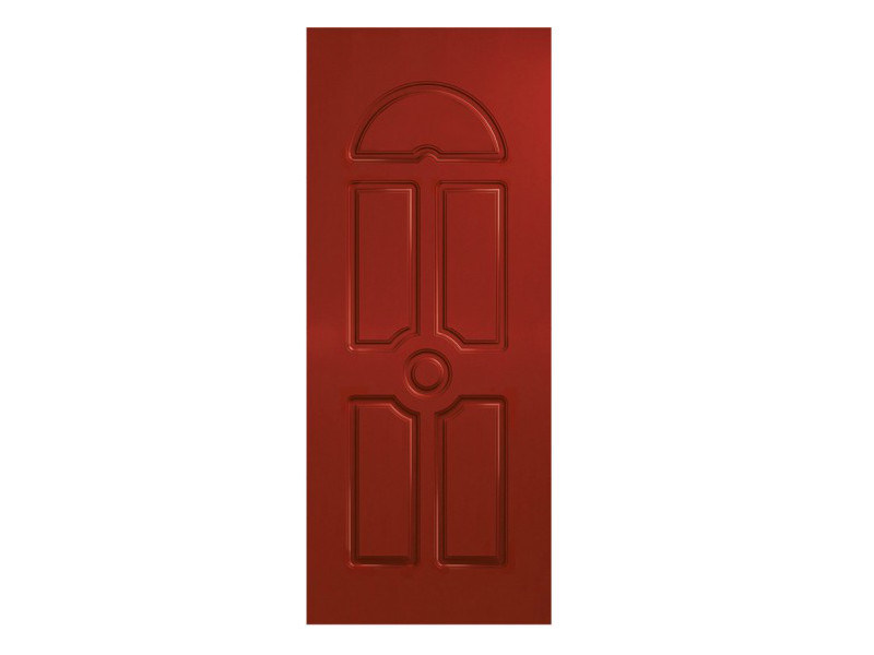 Door panel for outdoor use METROPOLITAN AMBURGO by Metalnova