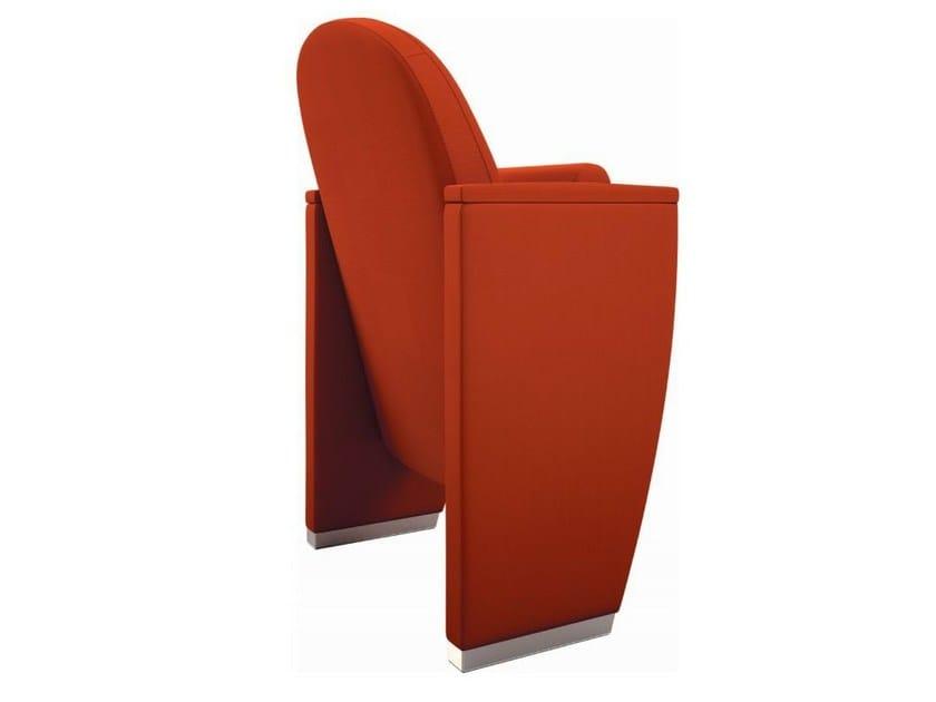 Fabric auditorium seats METROPOLITAN CLASSIC - Ares Line