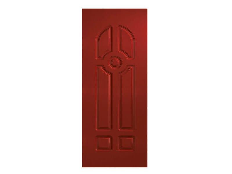 Door panel for outdoor use METROPOLITAN GRENOBLE - Metalnova