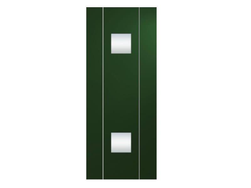 Door panel for outdoor use METROPOLITAN MILOS - Metalnova