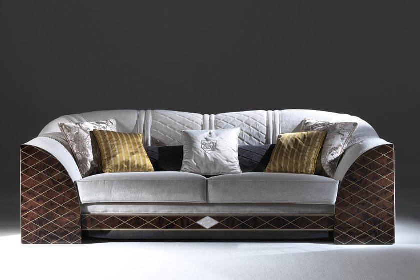 Upholstered fabric sofa BICOCCA - Rozzoni Mobili d'Arte