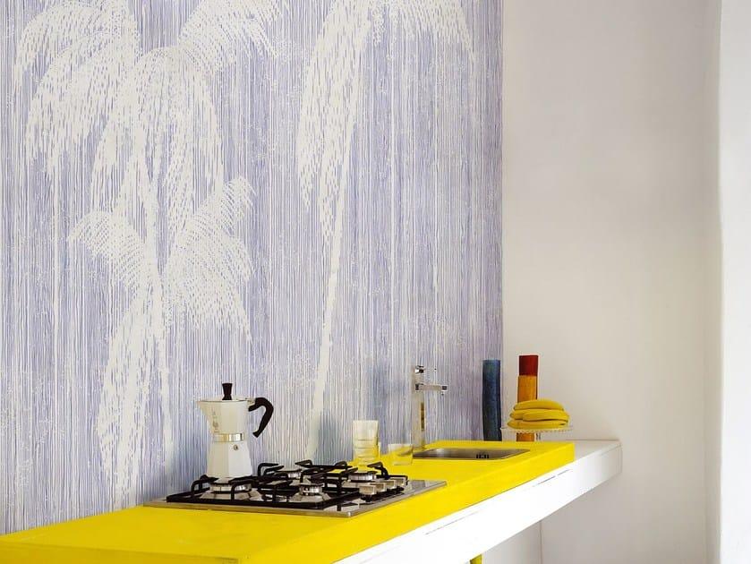 Bathroom wallpaper MIAMI WINTER - Wall&decò