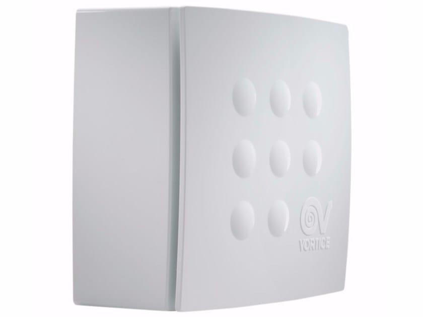 Centrifugal 2 speed bathroom fan with timer MICRO 100 T - Vortice Elettrosociali