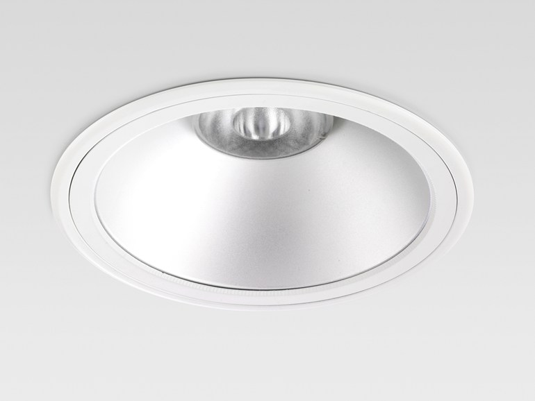 LED recessed die cast aluminium spotlight MILED Ø233 COMFORT - Reggiani Illuminazione