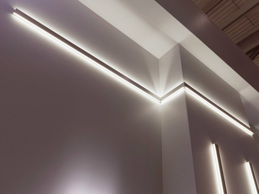 Linear LED light bar MILLELUMEN ARCHITECTURE | LED light bar - millelumen