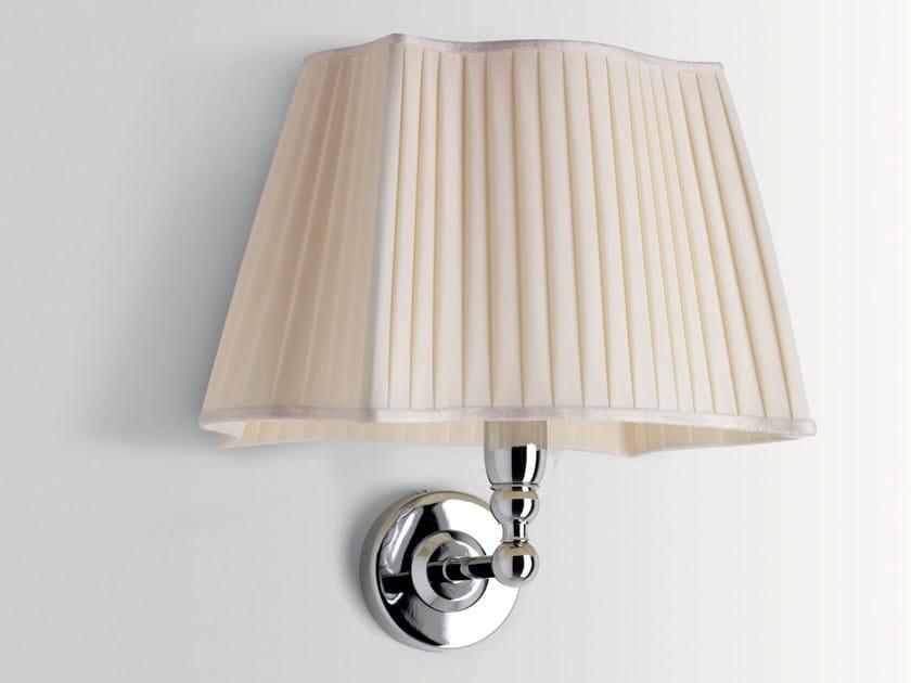 Fabric bathroom wall lamp MILLI - BATH&BATH
