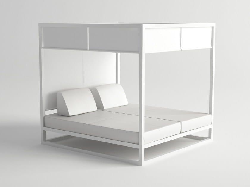 Double canopy garden bed MILOS | Garden bed by 10Deka