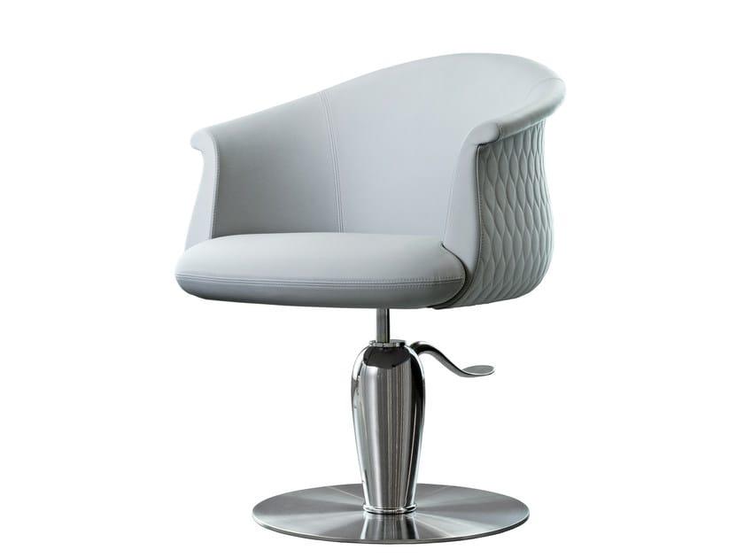 Hairdresser chair MIMÌ by Maletti