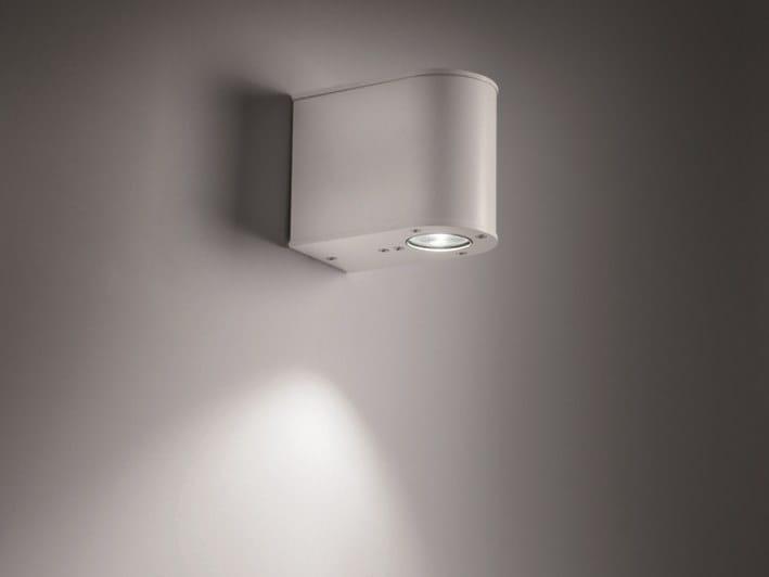 LED aluminium Wall Lamp MINI ASTRO 1 - BEL-LIGHTING