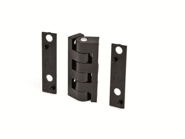 Polyamide window hinge MINI by Esinplast