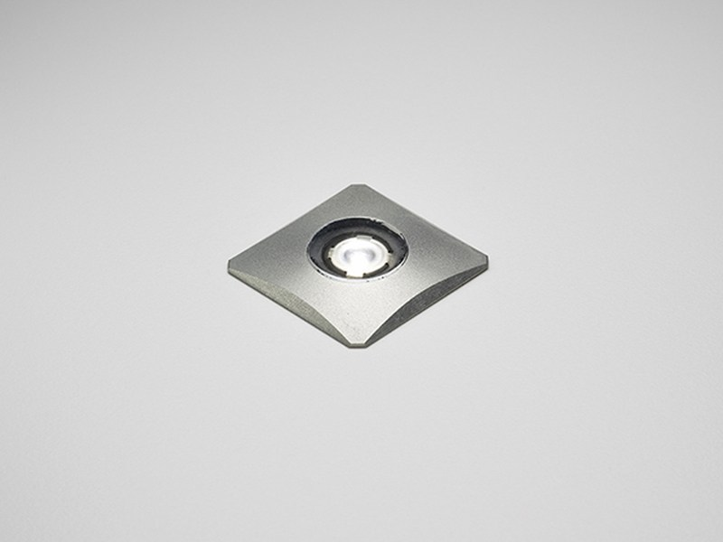 LED wall-mounted Floor Light Mini Q - PURALUCE
