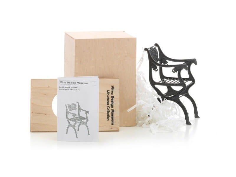 Soprammobile miniatures gartenstuhl collezione miniatures for Mobili bauhaus repliche