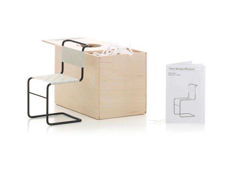 Soprammobile miniatures stuhl w1 collezione miniatures for Mobili bauhaus repliche