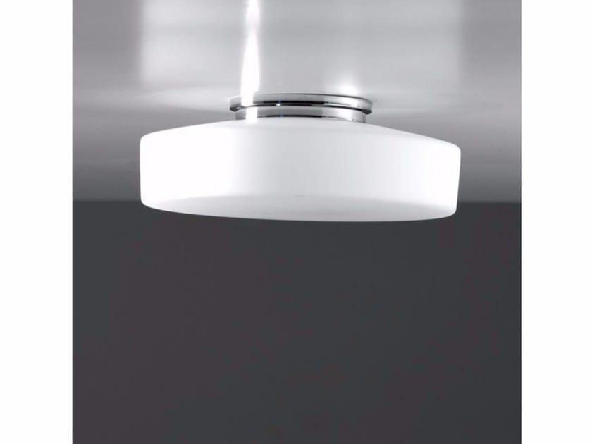 LED blown glass built-in lamp MINIDRUM | Built-in lamp - Ailati Lights