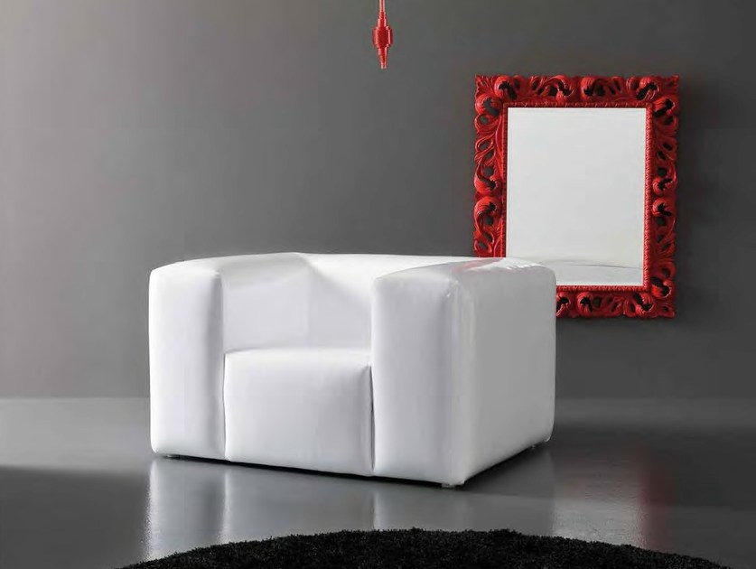 Armchair with armrests MINIMAL BAROQUE | Armchair with armrests by Modenese Gastone