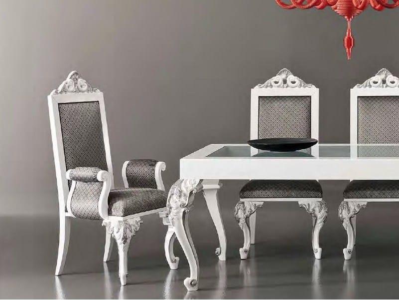 Luxury minimalist modern dining room - Minimal Baroque Collection - Modenese Gastone