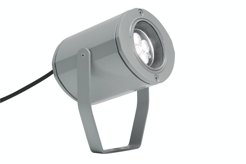 LED adjustable aluminium Outdoor floodlight MINIMOK F.3760 - Francesconi & C.