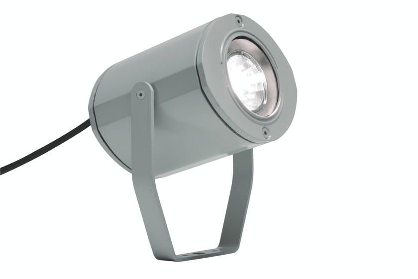 Adjustable aluminium Outdoor floodlight MINIMOK F.3762 by Francesconi & C.