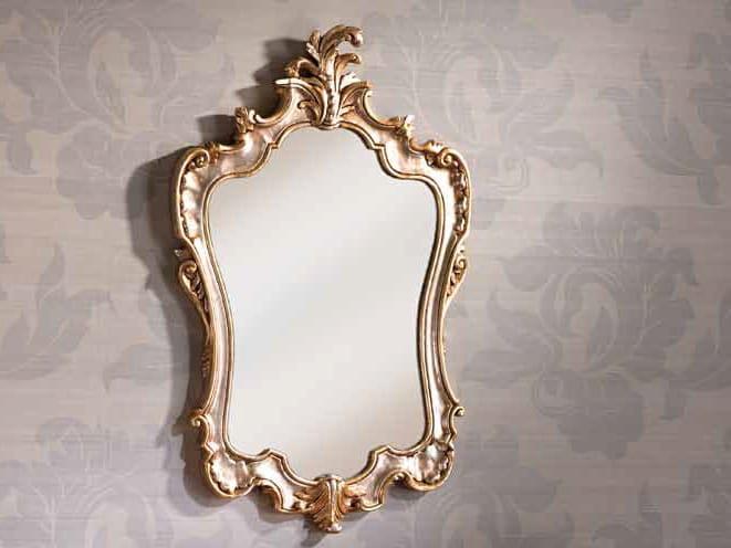 Specchio a parete con cornice ADAM | Specchio - Arvestyle