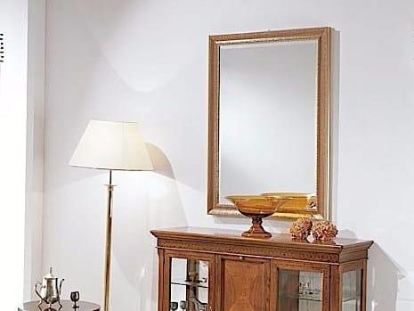 Specchio rettangolare a parete con cornice MARTA | Specchio - Arvestyle