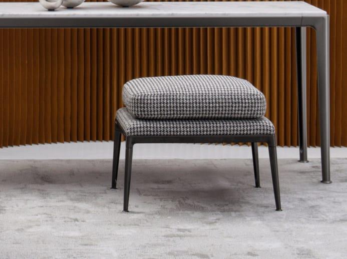 Fabric pouf MIRTO INDOOR | Pouf by B&B Italia