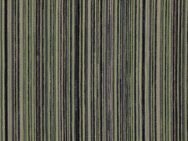 Striped chenille fabric MISTO by FR-One
