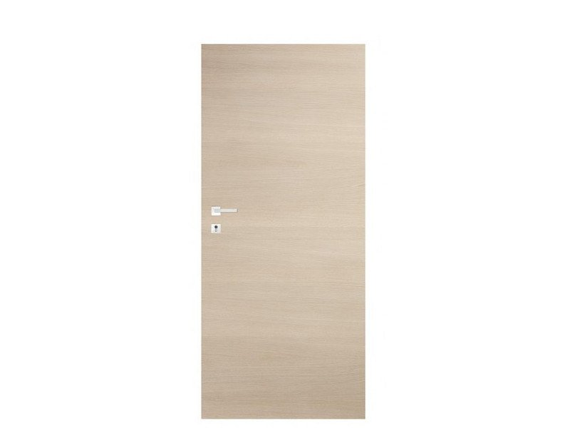Door panel for indoor use TABULA ORIZZONTALE WHITE OAK - Metalnova