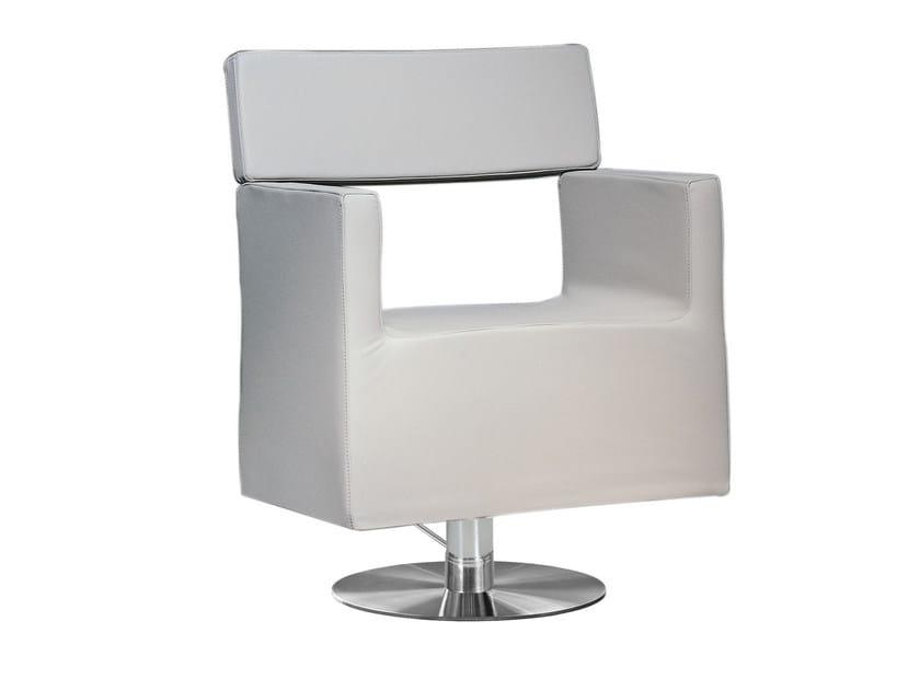 Hairdresser chair MODERN by Maletti