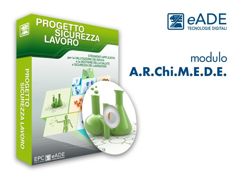 Company safety A.R.Chi.Me.D.E. module by EPC