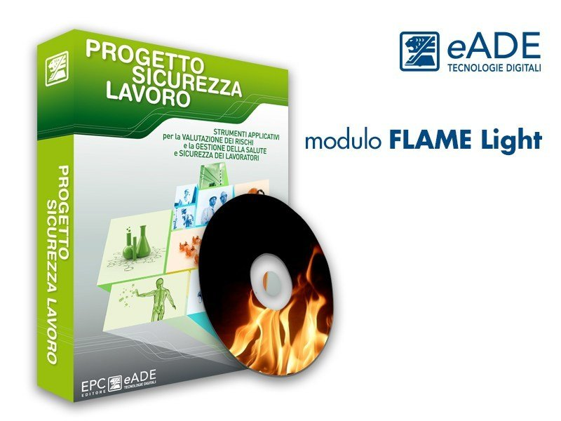 Company safety FLAME Light module - EPC